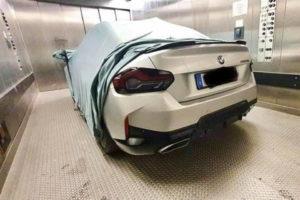 Foto spia della BMW Serie 2 Coupe' G42 Definitiva (1)