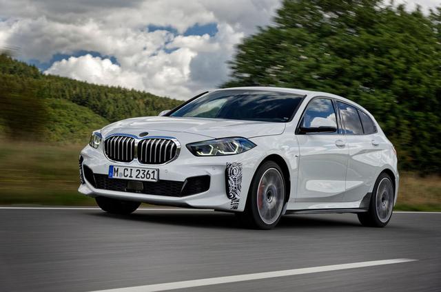BMW 128ti Spy