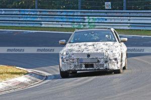 BMW Serie 2 Coupe' 2021 Spy Nurburgring (4)