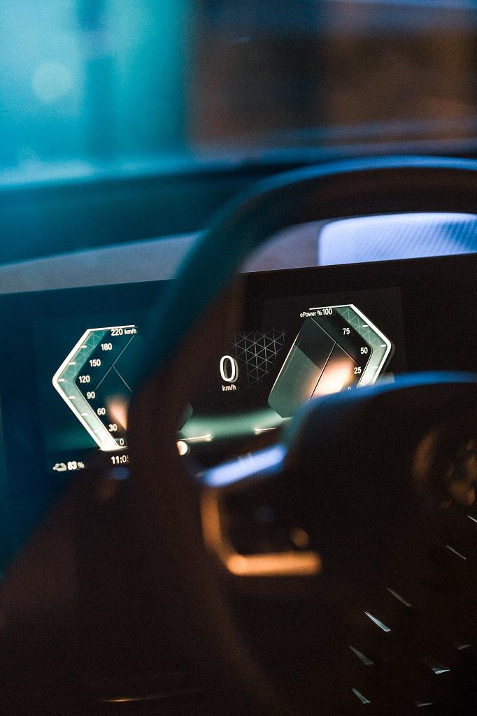 BMW iDrive 8.0 - CES 2021 - BMW iX